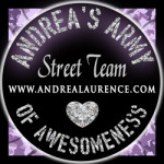 Join Andrea's Street Team